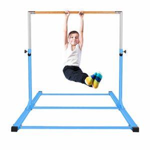 Gymbarpro Gymnastics Training Bar for Kids – Gymnastic Horizontal Kip Bars for Home