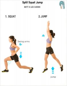 A study on the improvement of Split jumps squats