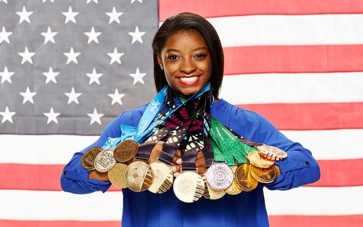 What Is Simone Biles Net Worth 2020?