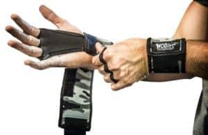 JerkFit WODies Camo Wrist Wraps