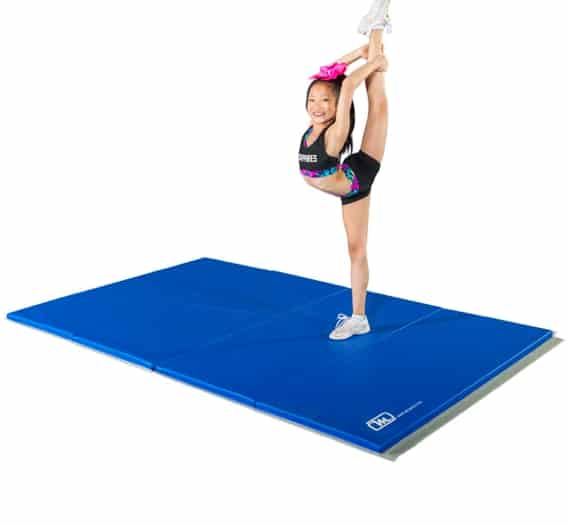 gymnastics mats for home use