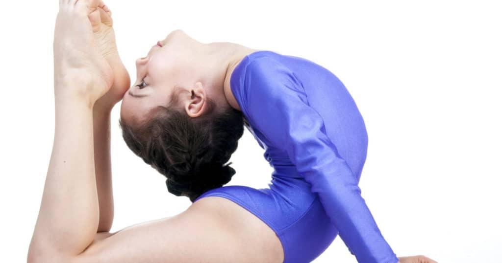 Flexibility Kid Gymnastics