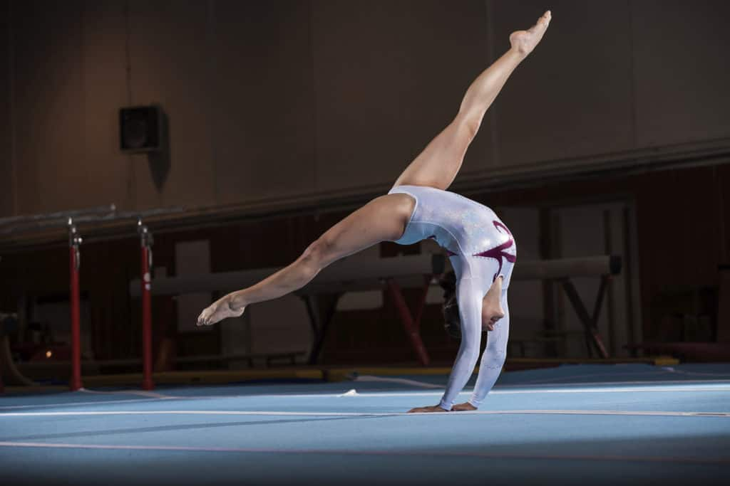 Beginners Gymnastics Moves