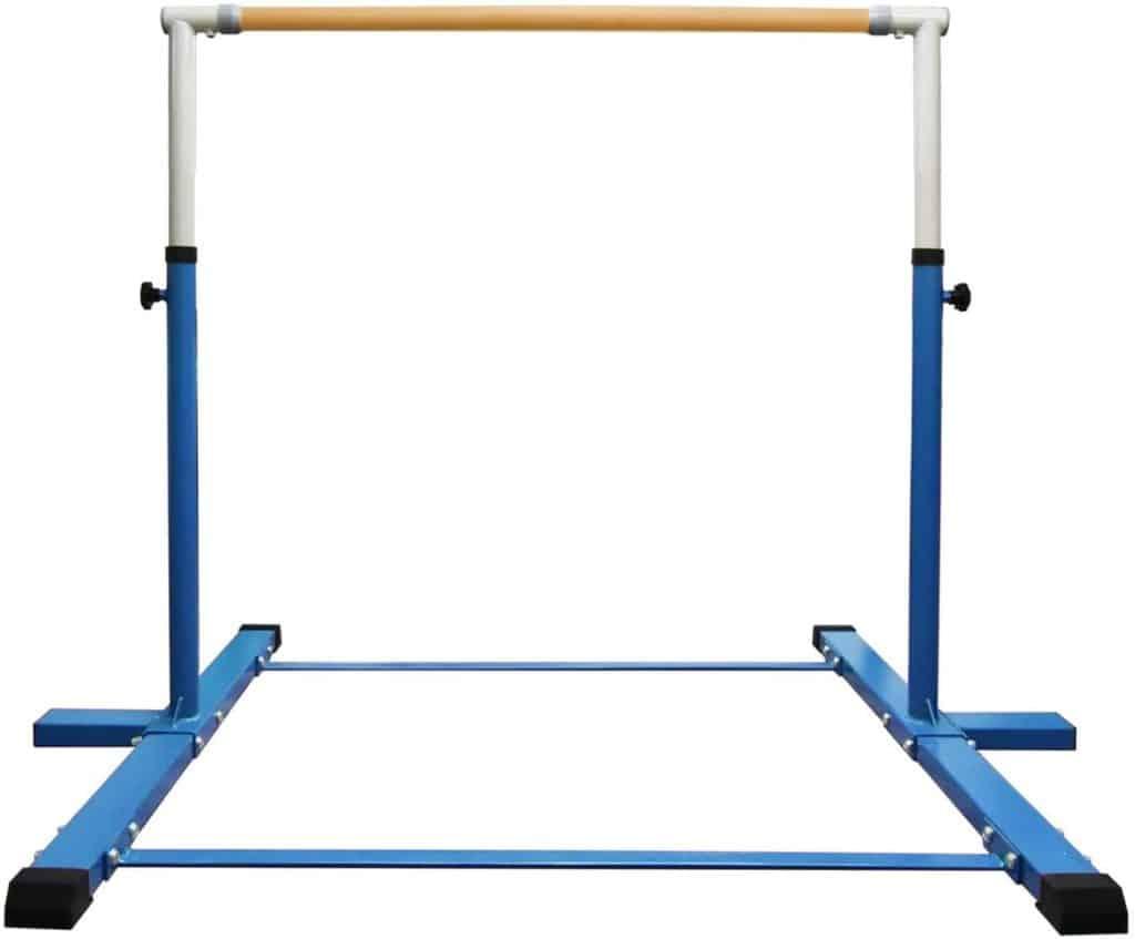 EZ GLAM Adjustable Horizontal Training Bar