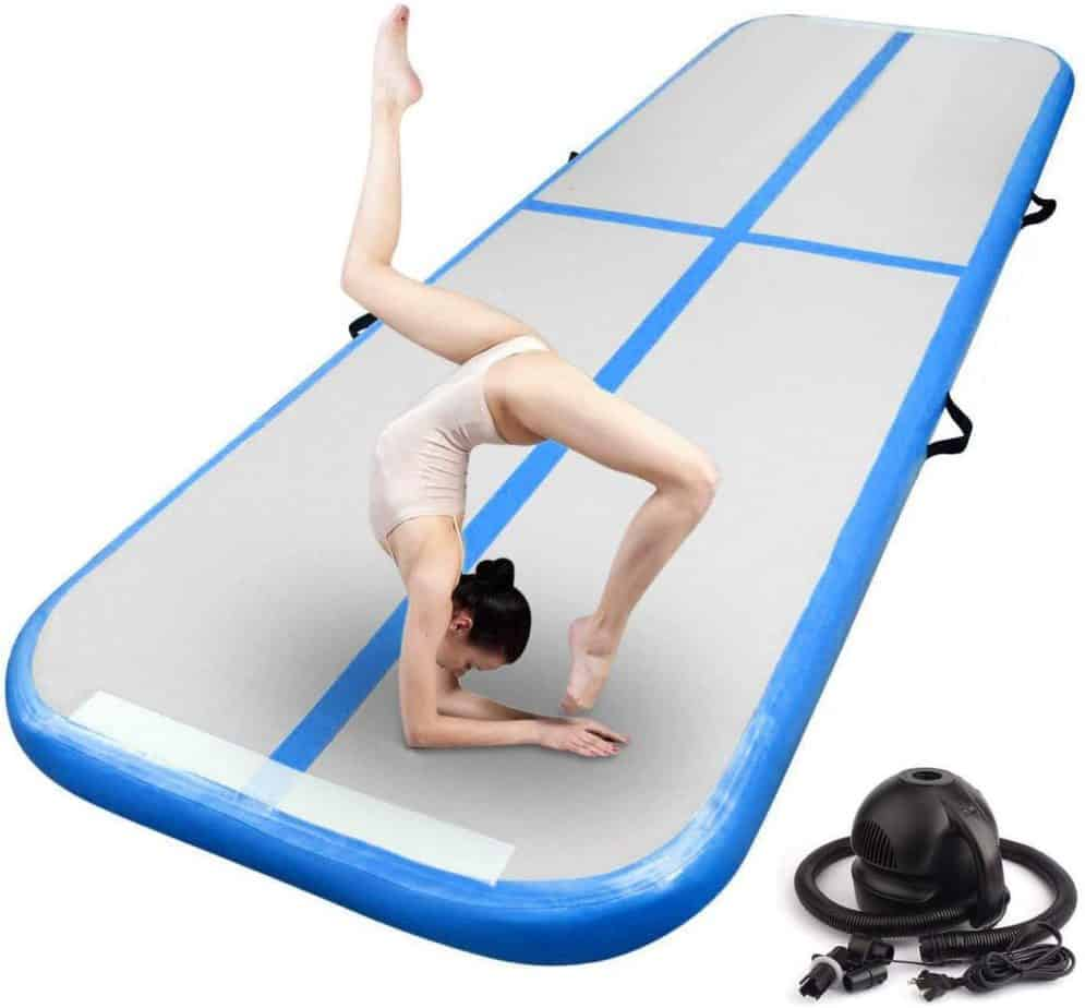 FBSPORT Inflatable Air Track Mat