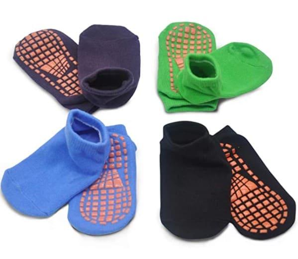 ELUTONG Kids Anti-Skid Socks