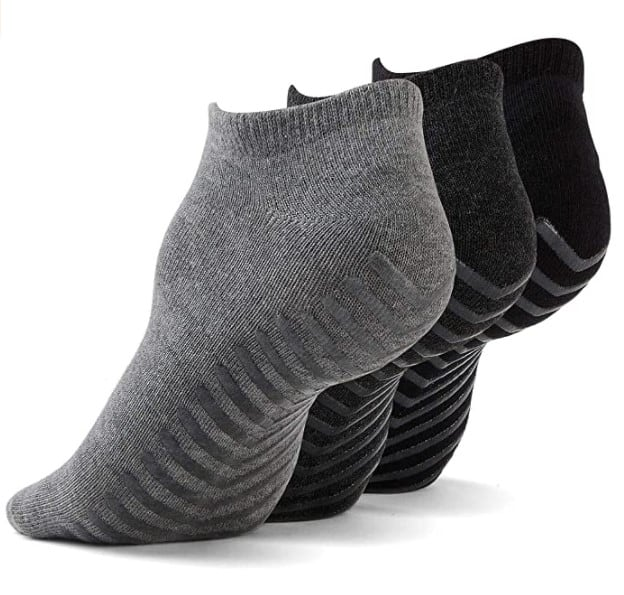 Gripjoy Low-Cut Essentially Non-Slip Socks
