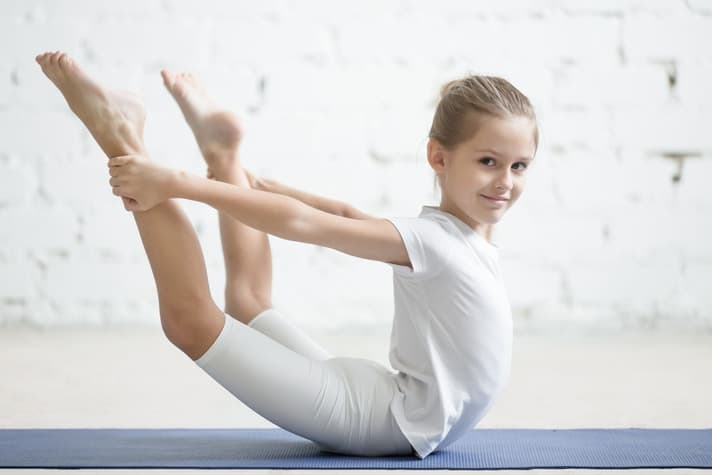 Gymnastic for toddlers