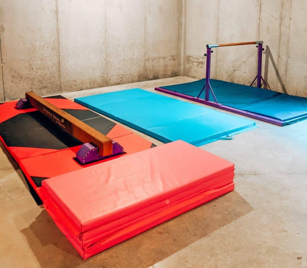 Types Of Home Gymnastics Equipment