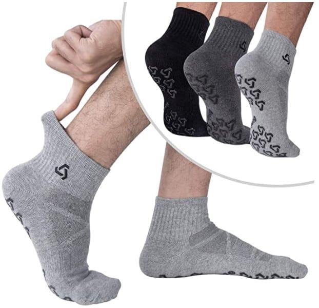 Ozaiic Anti-Skid Socks