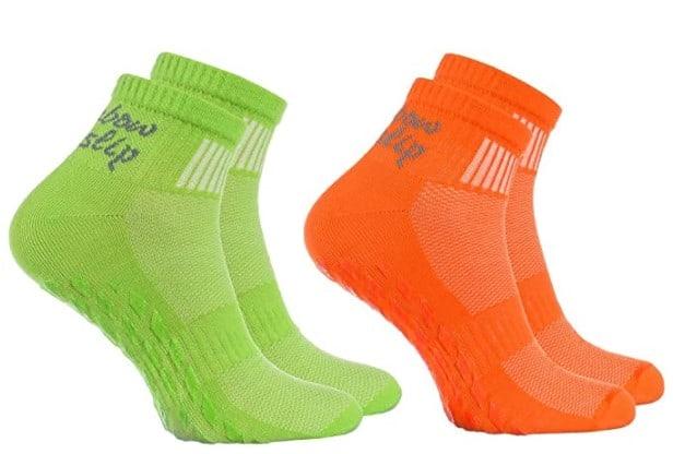 Rainbow Gymnastics Socks