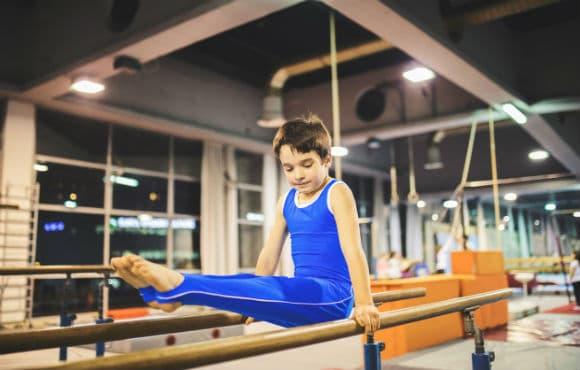 benefits for children of gymnastics