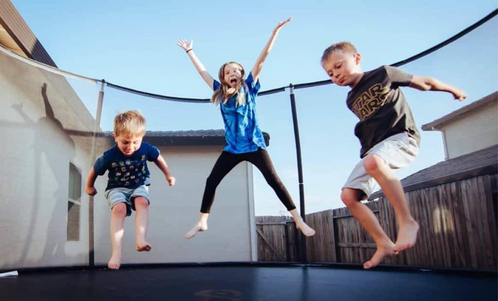 Safe Trempoline For Toddlers