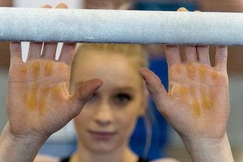 Causes Gymnastics Rips